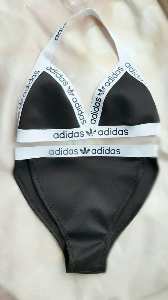 adidas bikini set