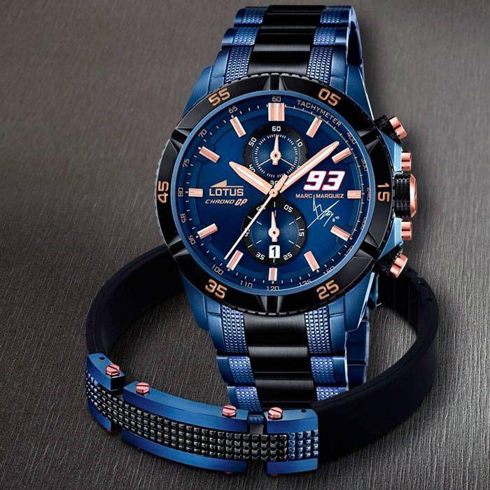 f5308bc9ba7a Reloj caballero Lotus Colección Marc Marquez Relojes Especiales