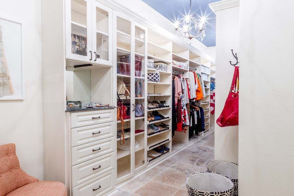 Drool Worthy Is The Only Way To Justifiably Describe This Closet Organizer  By Closet Factory Houston. White Melamine With RTF Drawer Fronts Transform  This ...