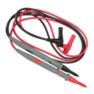 1 Pair 1000V 20A Banana Universal Multimeter Test Probe Leads Cable by postbazaar