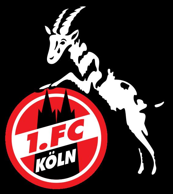 Bildergebnis für foto von logo 1. fc köln club geißböcke