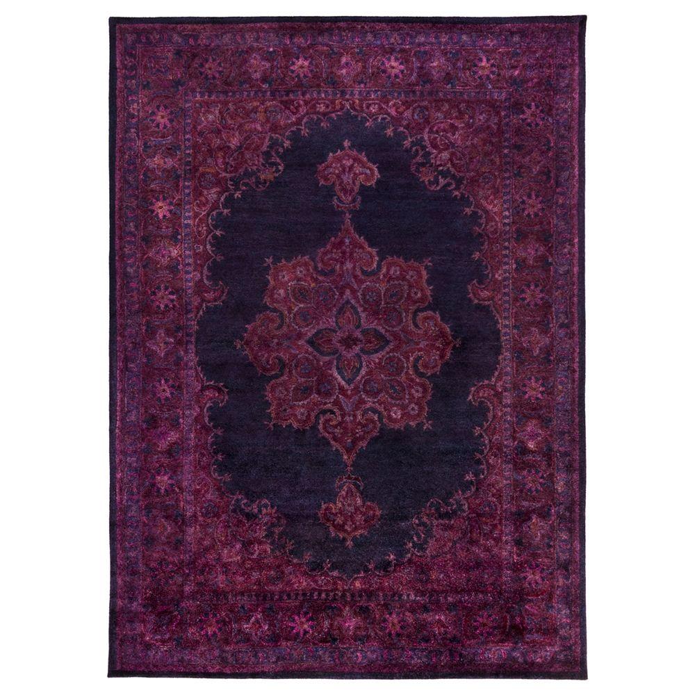 Shop Surya Myk5006 Mykonos Purple And Blue Area Rug At