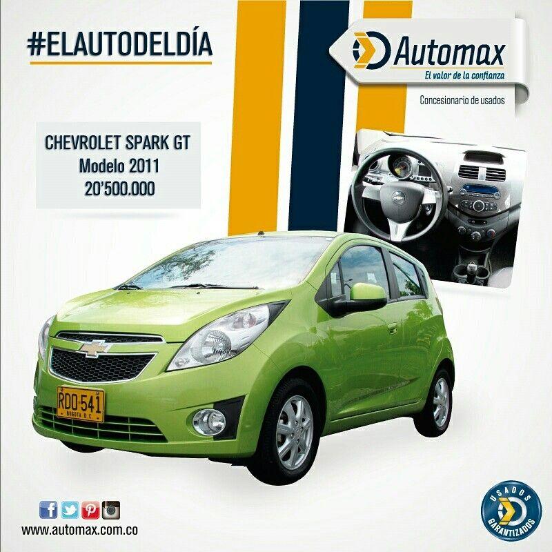 Chevrolet Spark Un Auto Con Lineas Deportivas Todo Para