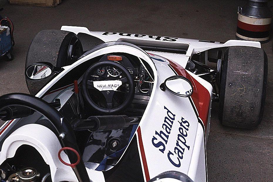 Eddie Cheever - Ralt RT1 BMW/Rosche - Project Four Racing - XL ADAC-Eifelrennen 1977 - Lang ist es her (17) by Hartmut Schulz