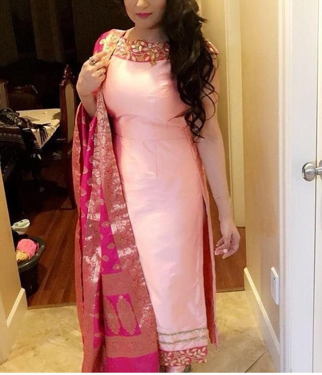 Pin by Salma Rahmani on Makeup in 2019 | Indian suits