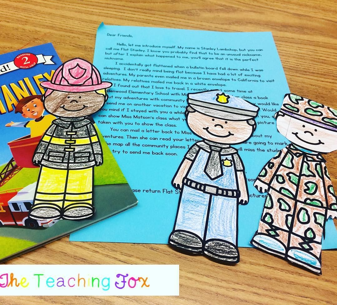 We Re Finished Sending Out Our Community Helper Flat
