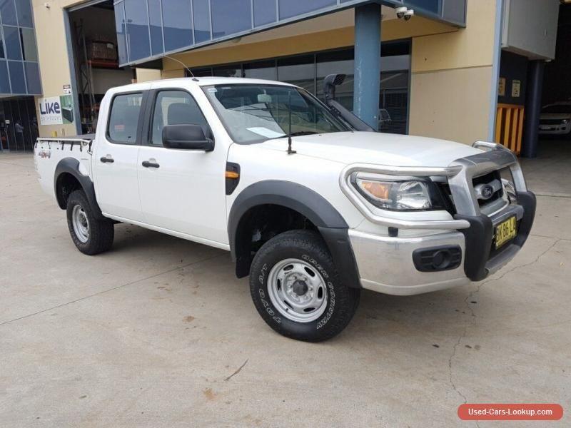 2011 ford ranger pk xl 4x4 manual 5sp m dual cab pick up ford rh pinterest com 2 Inch Lift Ford Ranger Ford Ranger 4 Inch Lift