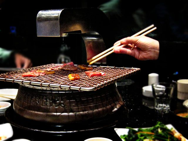 Where To Eat In Shenyang Korean Bbq ป งย าง