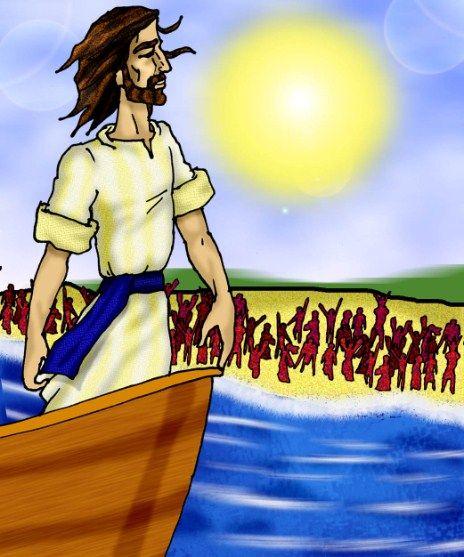 Jésus, pasteur et prophète (Mc 6,30-34) - #EvangileEnPrières - #Lotedhal - #MansourLabaky