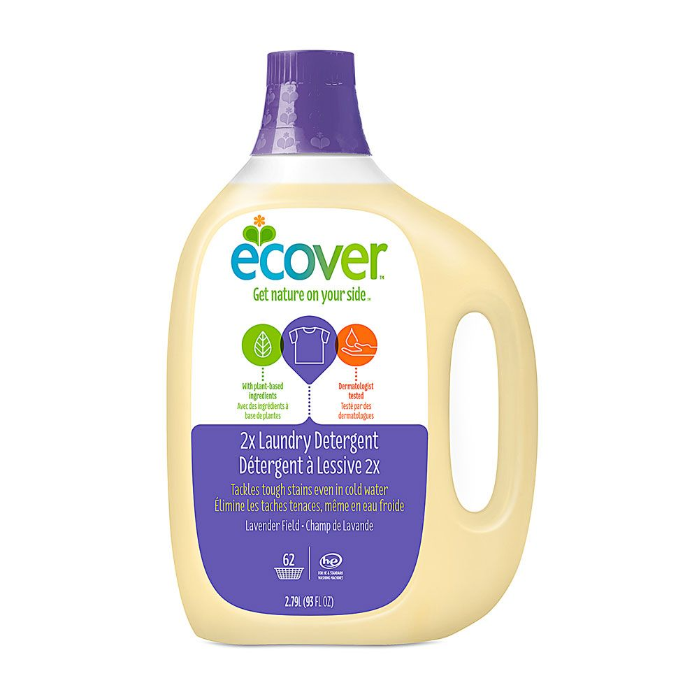 Ecover Laundry Detergent Lavender Field 93 Fl Oz Laundry