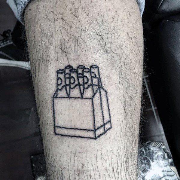 Photo of 40 kleine minimalistische Tattoos für Männer – ästhetische Tinte Ideen – Mann Stil | Tattoo