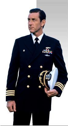 Blue dress navy uniform anchor | Wedding dress | Pinterest | Blue ...