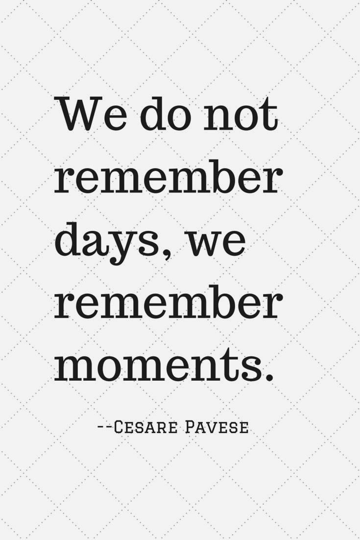 Quotes On Moments 2