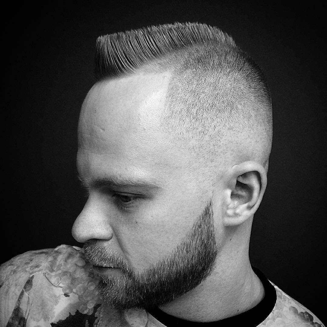 awesome 45 Impressive Military Haircut Ideas - Neat and Classy Gentleman Cuts Check more at http://stylemann.com/best-military-haircut-ideas/