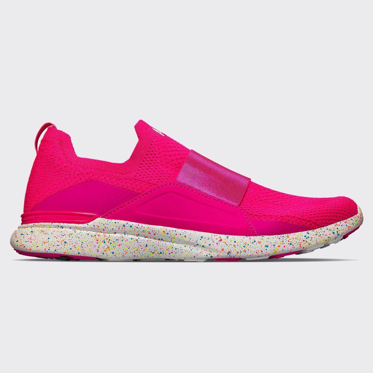 Women's TechLoom Bliss Neon Pink