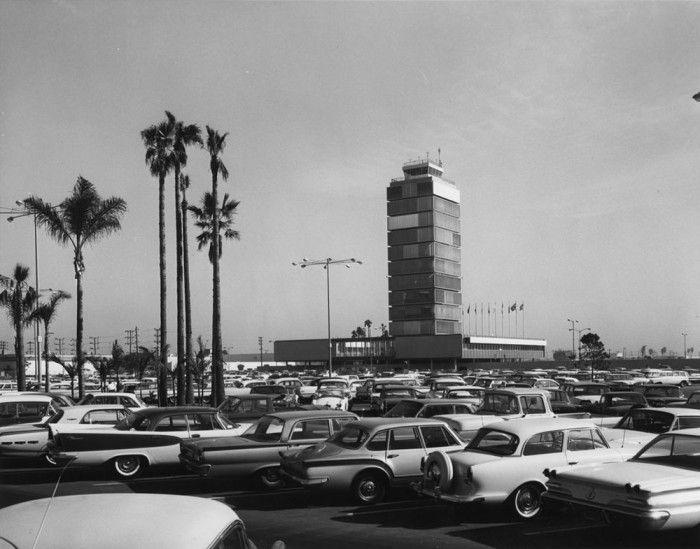 Lax 1961 Hemmings Daily Street Scenes Los Angeles Lax