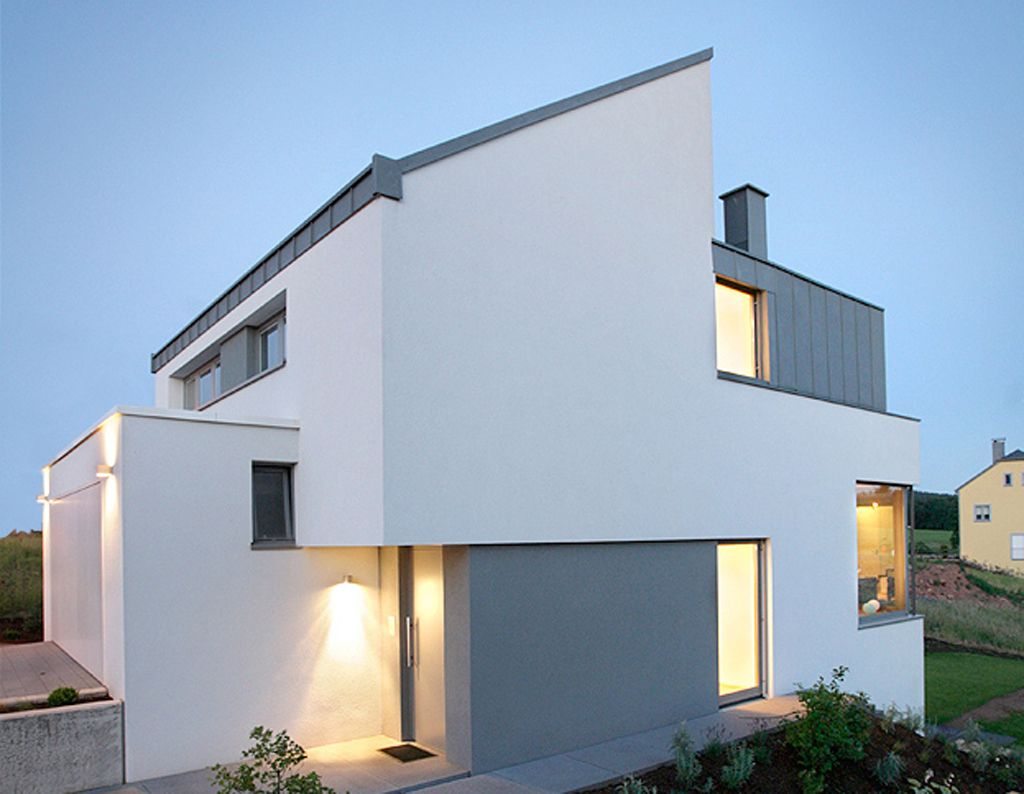 Minimalist home home seed modern architecture homes - Minimalist house exterior design ...