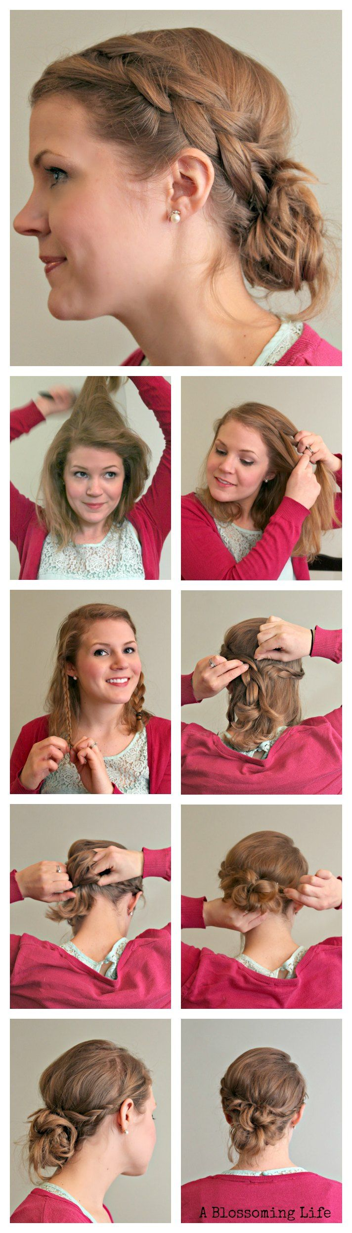 • Contact #hairstyletutorials