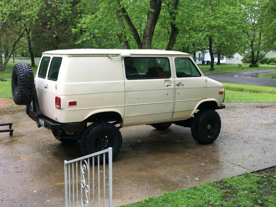 Pin By Chris Storm On Vans Gmc Vans Cool Vans Chevy Van