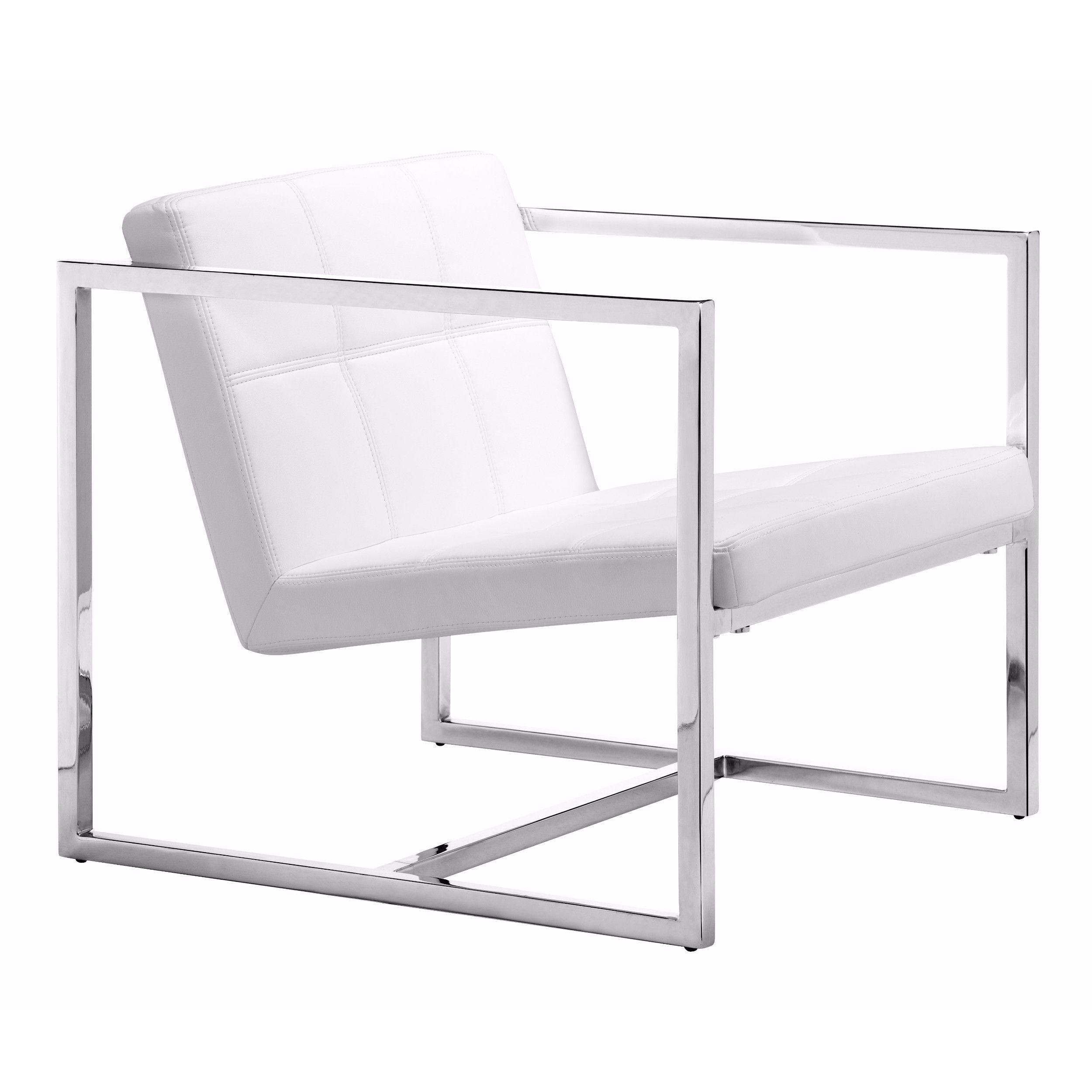 Carbon Chair White White Chair Modern Accent Chair Occasional