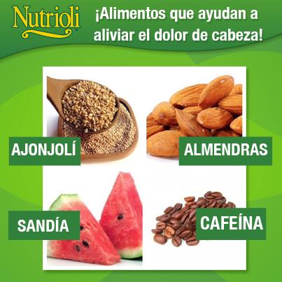 Alimentos Para Aliviar El Dolor De Cabeza Health Nutrition Healthy Life Keto Meal Plan