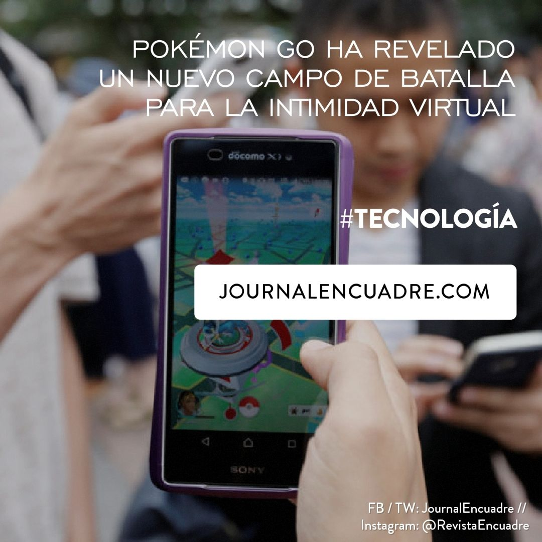 Revista Encuadre » Pokémon Go ha revelado un nuevo campo de batalla ...