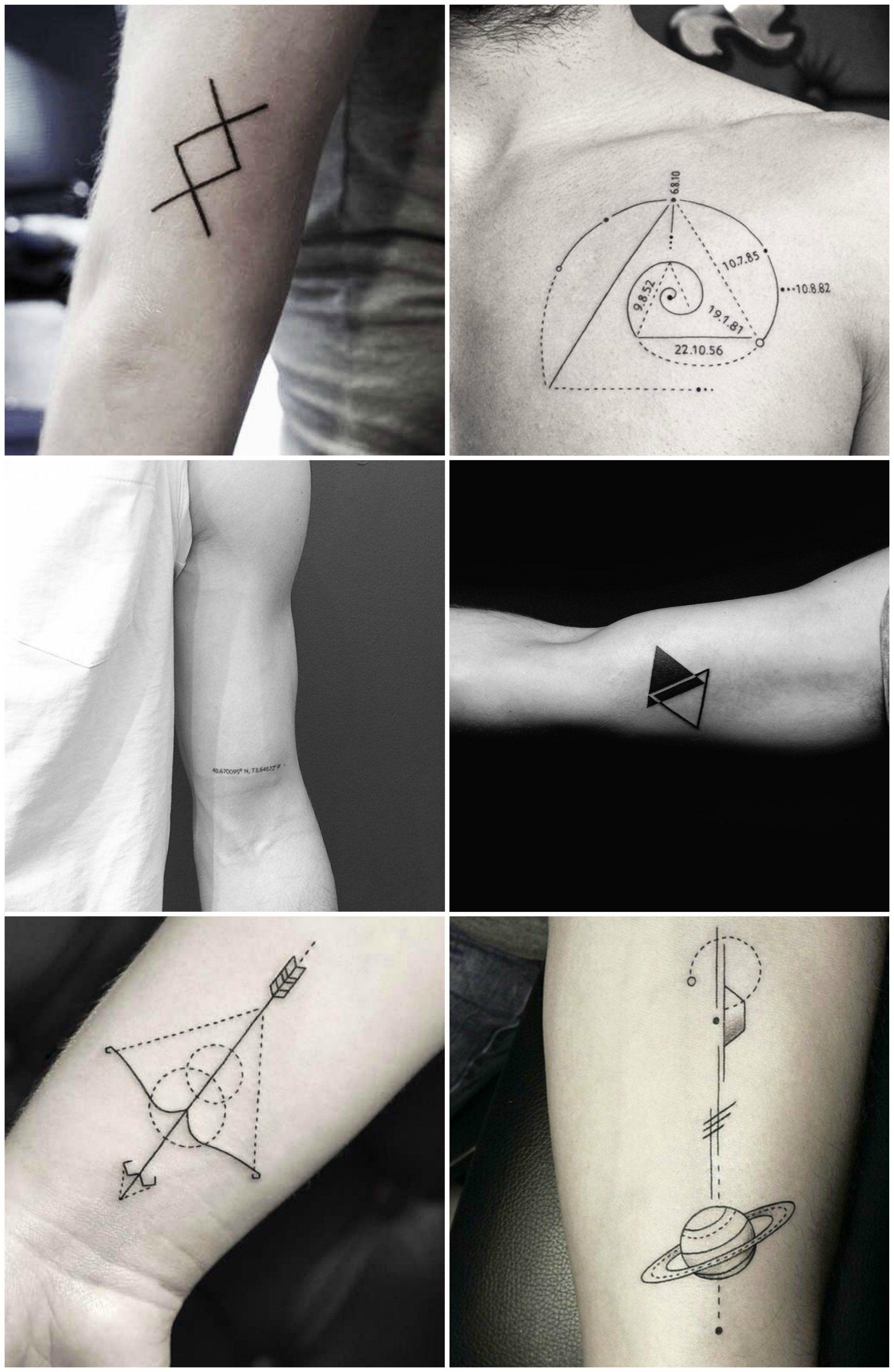 24 Tatuajes Minimalistas Para Los Hombres Que No Le Temen A La Elegancia Tatuajes Minimalistas Tatuajes Para Hombres Tatuajes