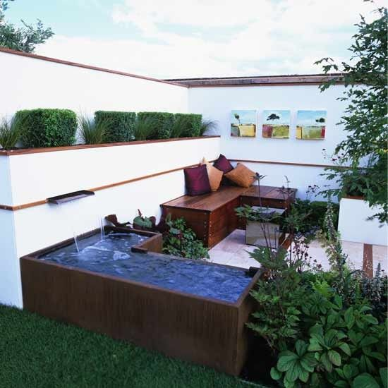 Wohnideen Terasse garten terrasse wohnideen möbel dekoration decoration living idea