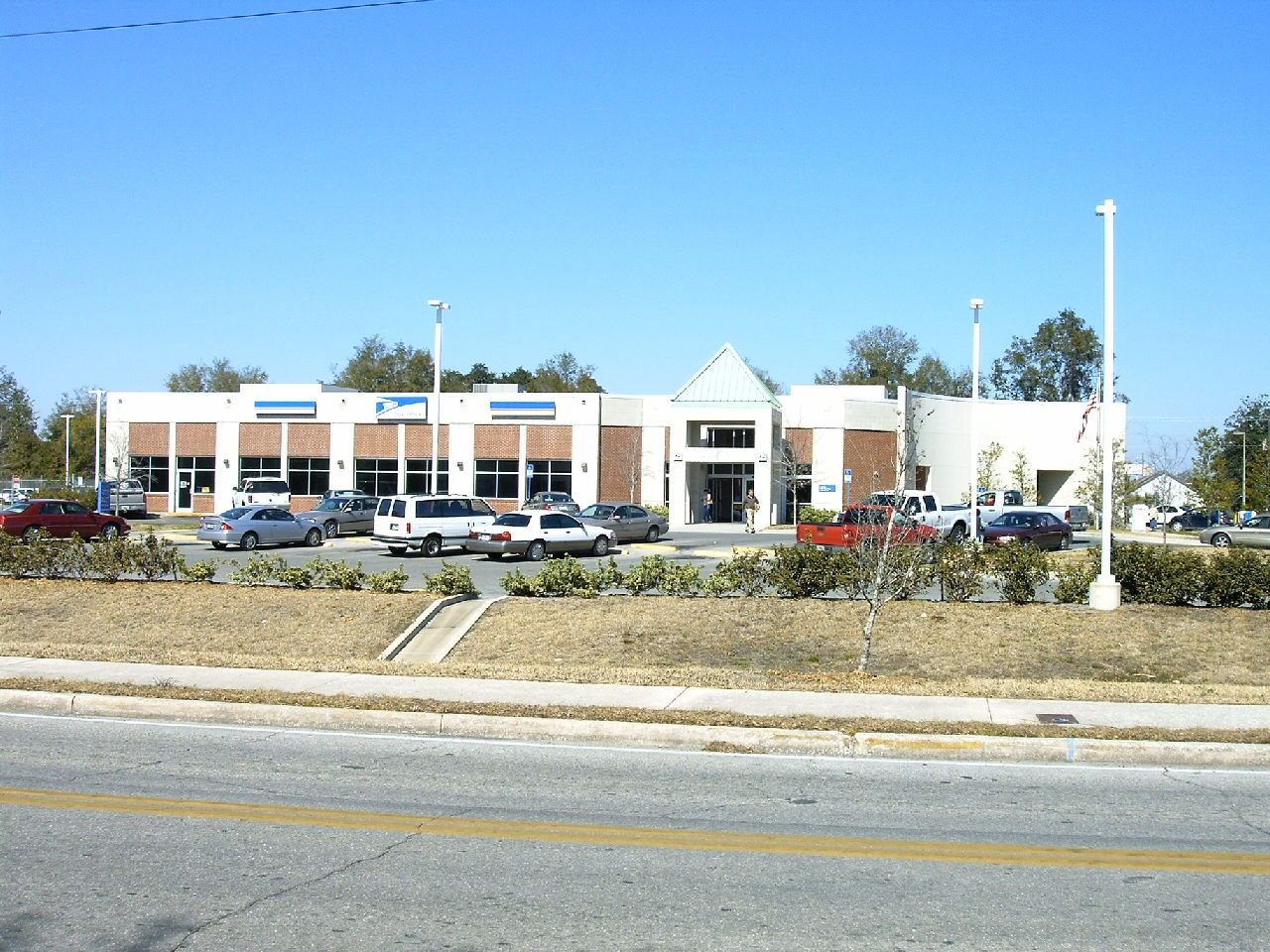Lake City Fl Post Office, located on Main Blvd. When you