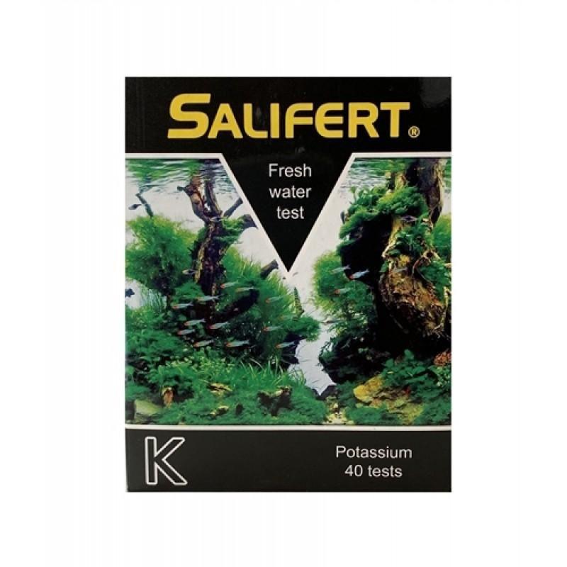 Salifert K Potassium Test Kit Freshwater Test In 2020 Fresh Water Plant Growth Freshwater Plants