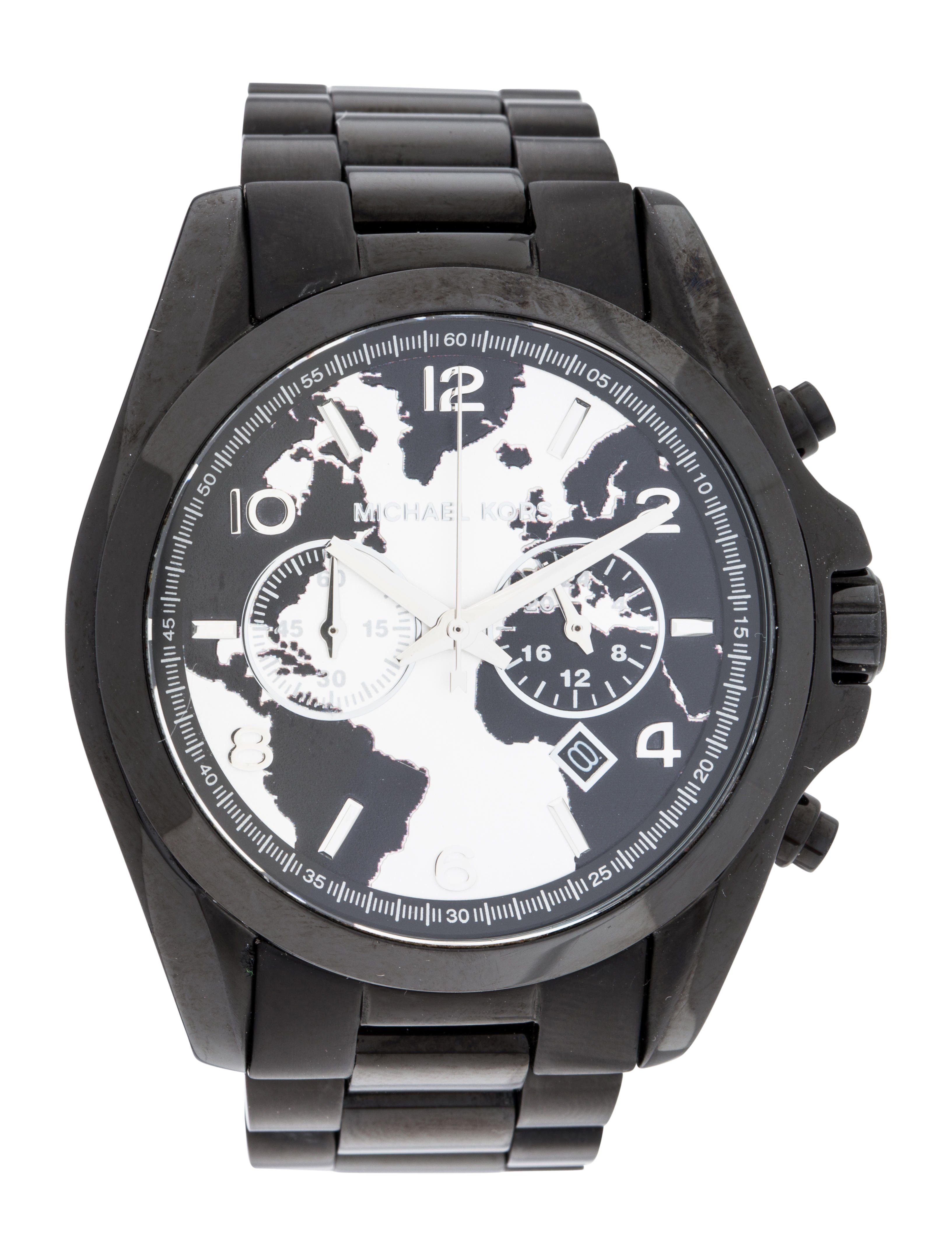 Hunger Stop Oversized Bradshaw Watch Chronograph Watches Watch