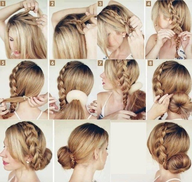 23+ Zopf frisuren tutorial Ideen