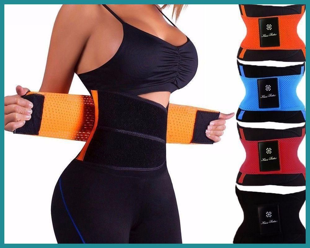 88c5f530a hot shapers women slimming body shaper waist Belt girdles Firm Control  Waist trainer corsets plus size Shapwear modeling strap