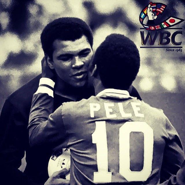 Pelé y Alí