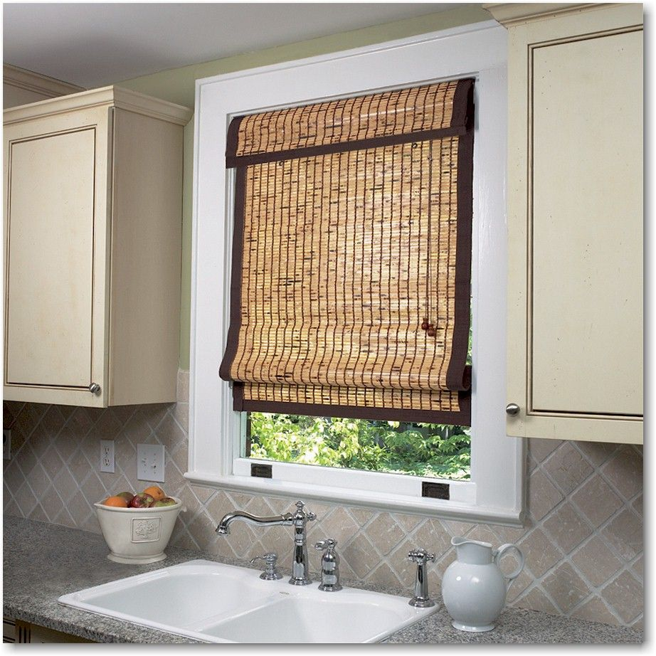 Your Treasured Artwork Is Framed So Why Not Window Décor Choose 1½ Woven Wood Shadeshunter