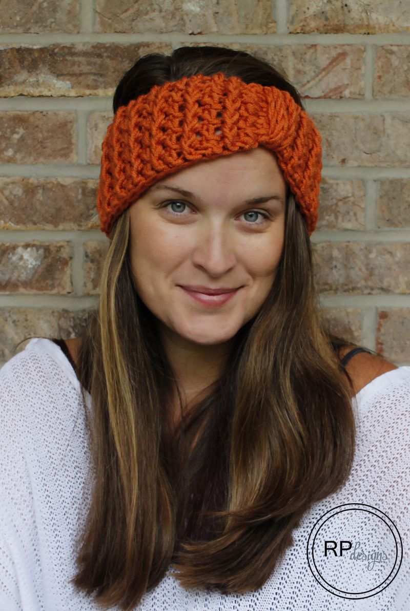 Free Crochet Pattern for a Cabled Ear Warmer | Ear warmers, Free ...