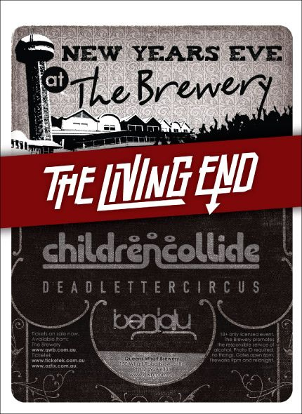The Brewery Nye Poster Poster Designs By 169 Live