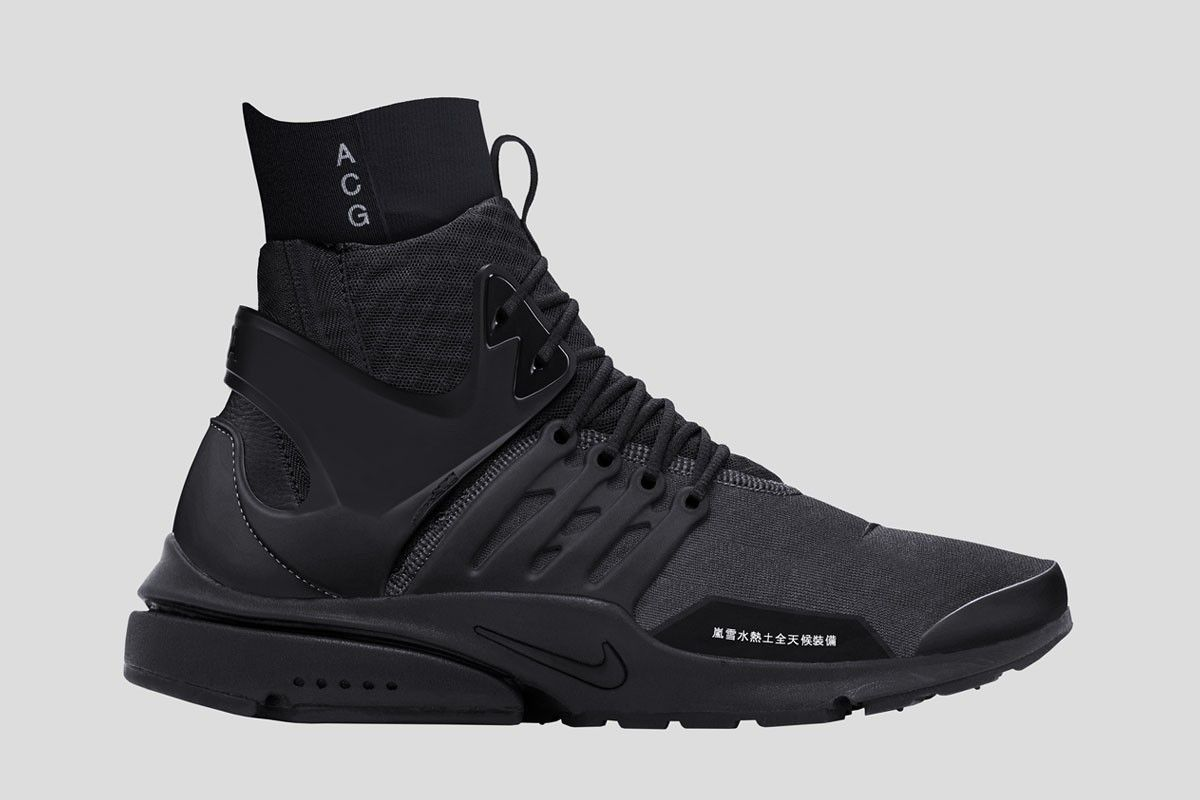 Nike ACG Terra Antarktik Black Teal BV6348-001
