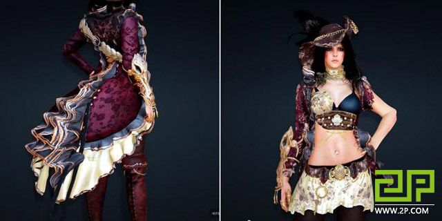 My Top 10 Black Desert Costumes - 2P com - Black Desert