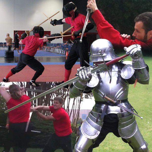 ARMA - WMA HEMA Historical European Martial Arts - Medieval