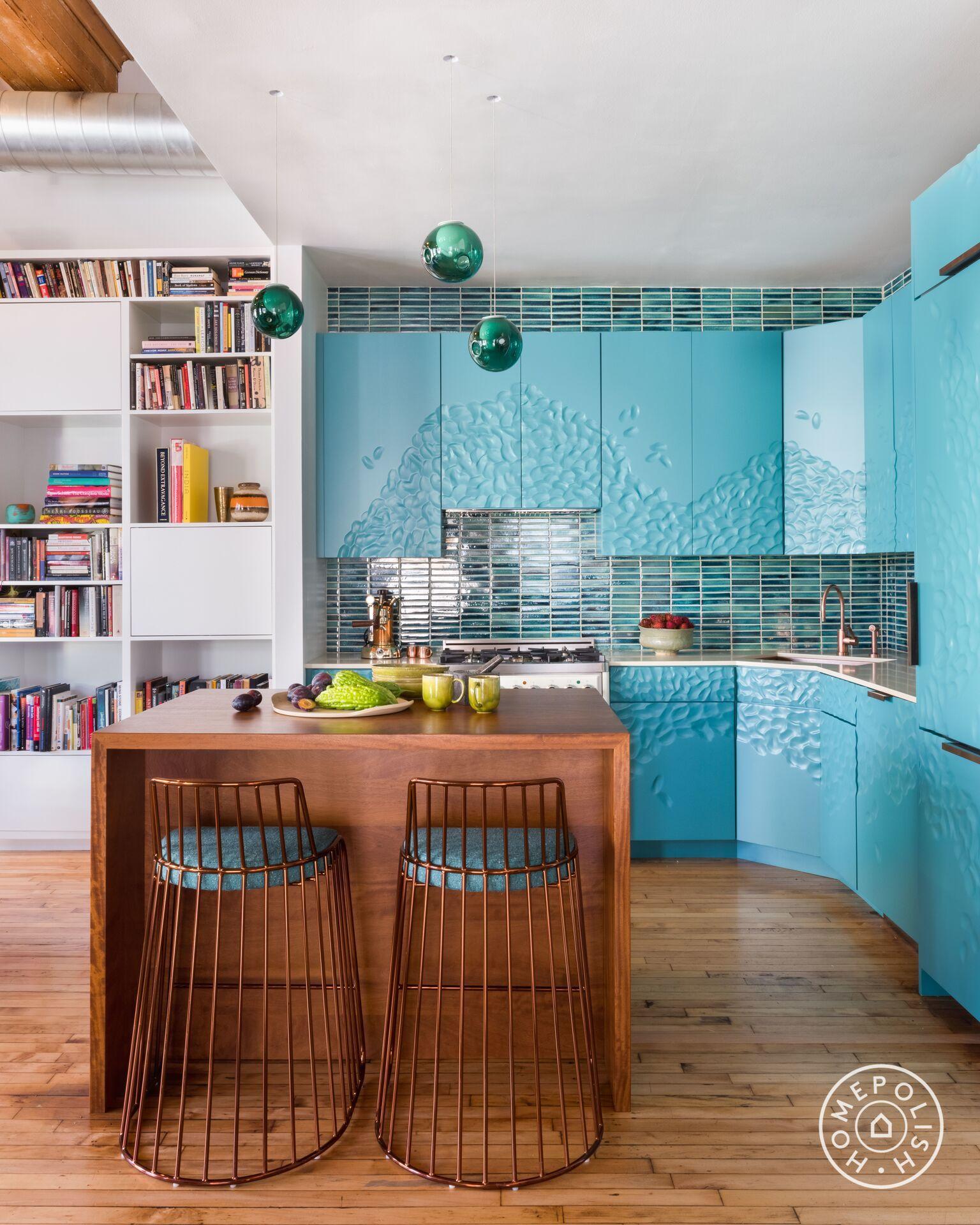 A Surreal Boho Brooklyn Loft | Kitchens, Dream beach houses and Lofts
