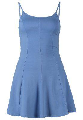 Trikoomekko - sininen