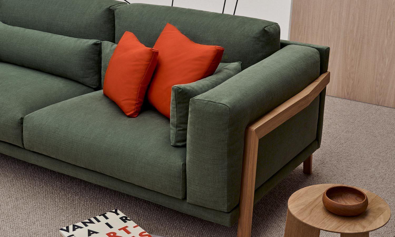 Joquer Time 01 Sofa, Furniture, Home decor