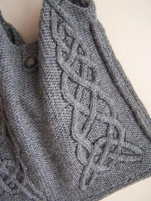 Celtic Knitting Patterns Google Search Pinterest