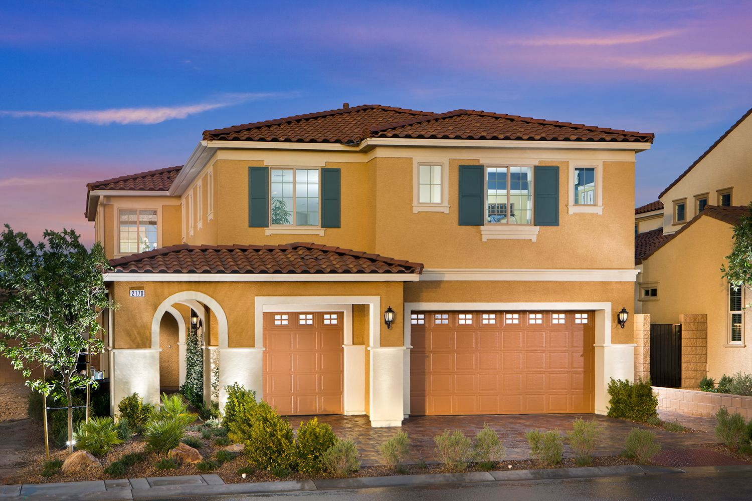 New Homes in Henderson, NV | Gated Bella Verdi Neighborhood | Inspirada Planned Community