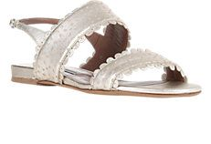 Tabitha Simmons Loopsey Slingback Sandals - Barneys