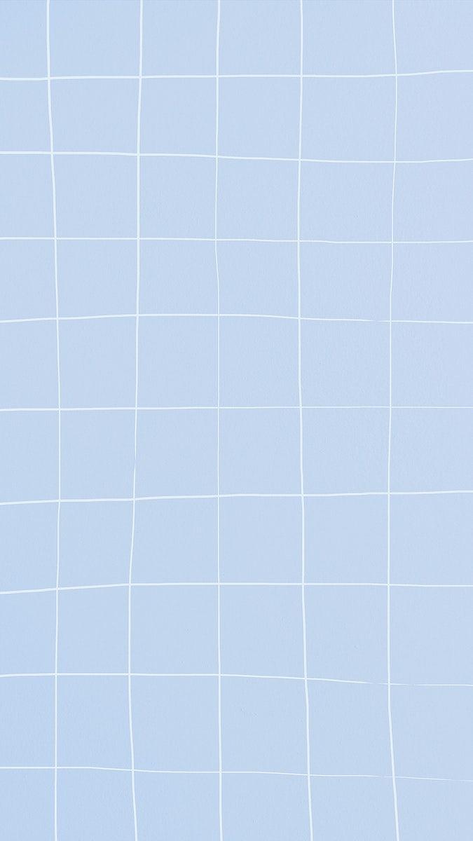 Download free illustration of Light blue distorted geometric square tile