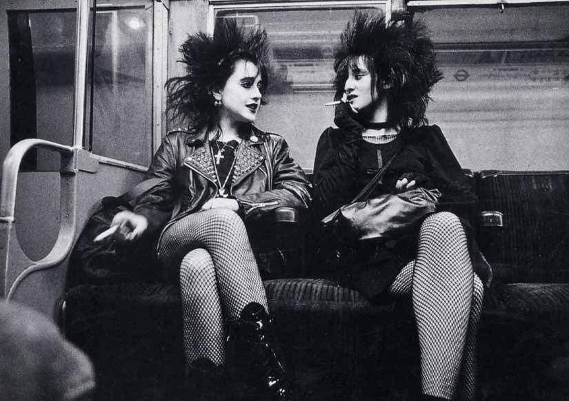 70s punk fashion women 72