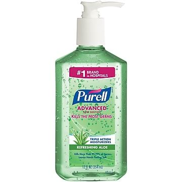 Purell Advanced Hand Sanitizer Refreshing Gel For Workplaces