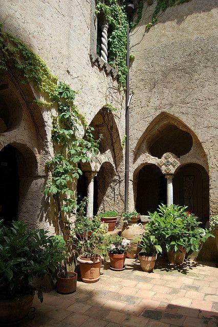 The Amalfi Coast - Ravello - Villa Cimbrone